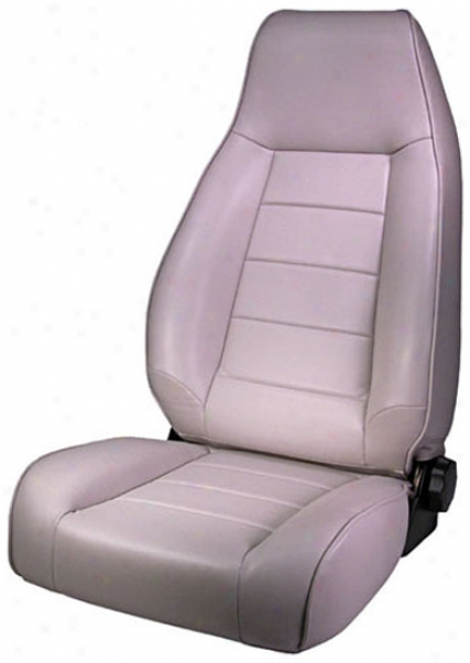 Jeep Wrangler & Cj Recliner Front Seat