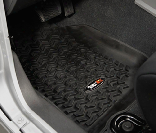 Jeep Wrangler Jk Blcak All Terrain Floor Liner (2007-2009)