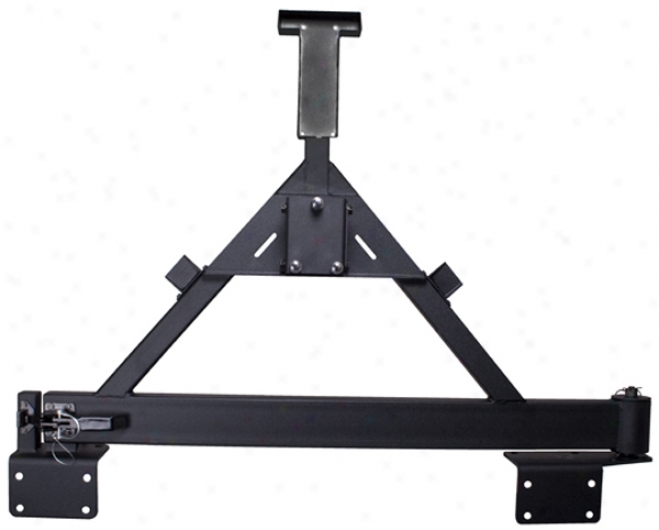 Jeep Wrangler Jk Xhd Tire Carrier Mount (2007-2009)