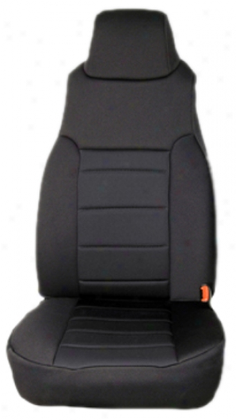 Jeep Wrangler Neoprene Front Seat Covers