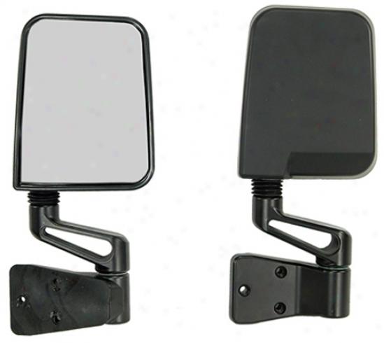 Jeep Wrangler Side Mirrors