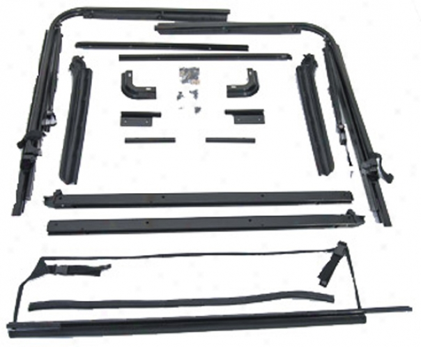 Jeep Wrangler Soft Rise above Replacement Hardware