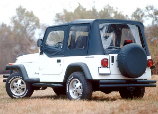 Jeep Wrangler Soft-top Replacemeent Tops