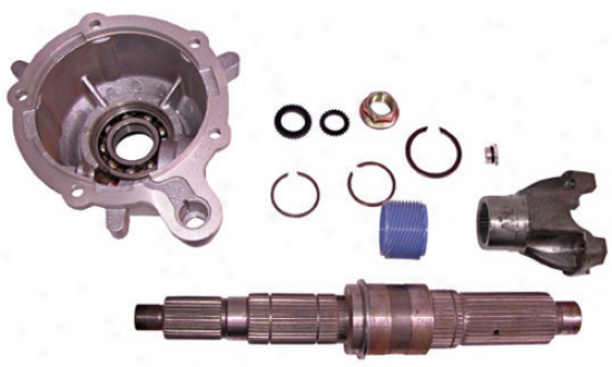 Jeep Wrangler Transfer Case Slip Yoke Eliminator Kit