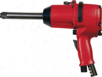 Jet 3/4'' Sqr. Dr. Heavy-duty Industrial Impact Wrench