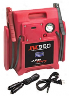 Jump-n-carry? 950 Battery Booster- 12 Volt, 2000 Amp