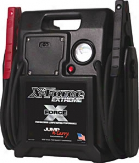 Jump-n-carry X Force Battery Booster - 1540 Amp