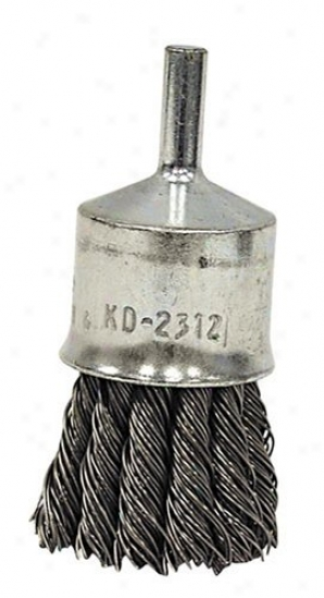 K-d 1'' Knot-type Wire-end Brush