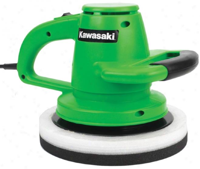 Kawasaki 10'' Random Orbital Waxer/polisher