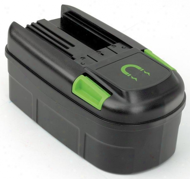 Kawasaki Loaded Duty 19.2 Vklt Replacement Battery
