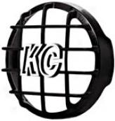 Kc Hilites 6'' Round Stone Guard