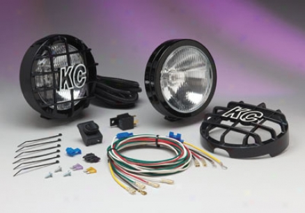 Kc Hilites Six Inch Driving Or Fog Light Kits