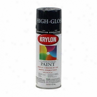 krylon interior exterior spray paint 12 oz the your auto dot com. Black Bedroom Furniture Sets. Home Design Ideas