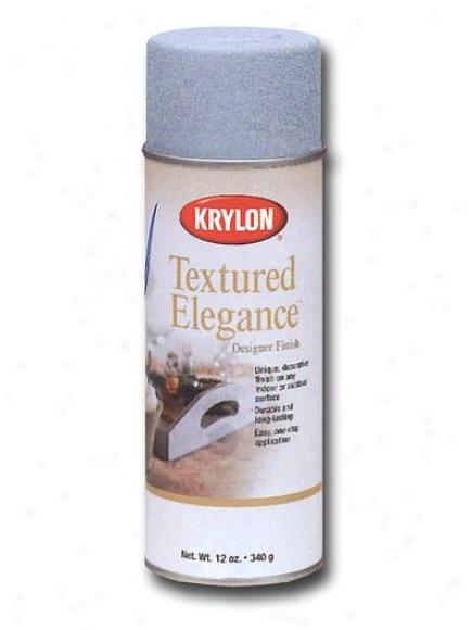 Krylon Wrinkle Black Textured Spray Finish (12 Oz.)