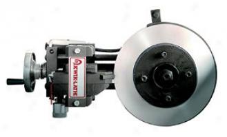 Kwik-lathe On-the-car Brake Rotor Lathe