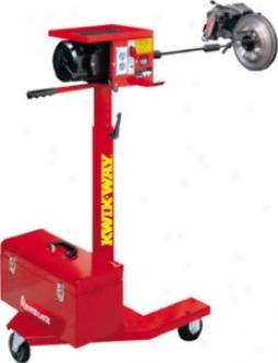 Kwik-way Power Go driving And Kwik-lathe System