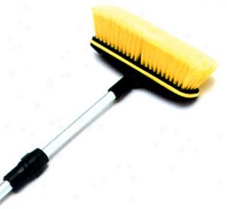 Laitner 10'' Wash Brush With Flo-thru Handle