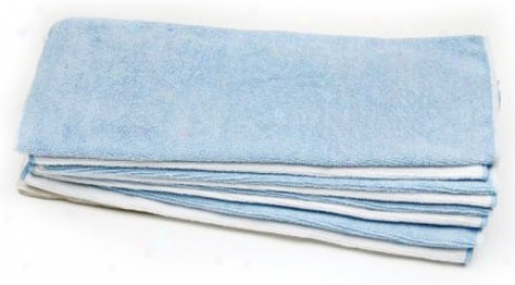 Laitner Micro Fiber Cleaning Towelss (8 Pack)