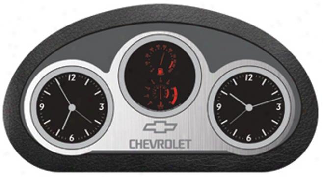 Leather Dashboard Style DeskC lock