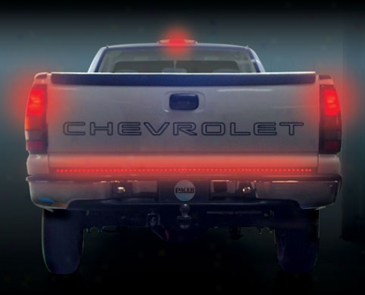 Led Tailgate Running Light Bar - 49''