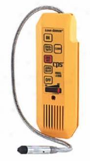 Leek-seeker? Microcomputer Controlled Refrigerant Leak Detector