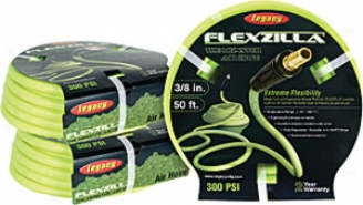 Legacy Flexzilla Air Hose - 1/2'' X 50' Aie Hose With 3/8'' Npt Ends