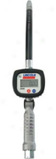 Lincoln Digital Electronic Lube Meter - 8gpm