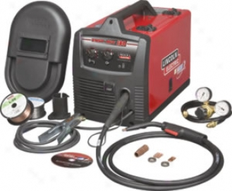 Lincoln Easy-mig 180 Welder