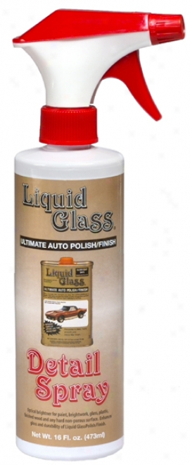 Mellifluous Glass? Detail Spray (1 6Oz.)
