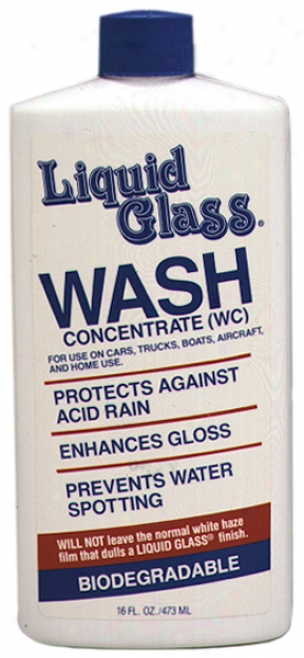 Liquid Glass? Was Concentrate (16 Oz.)