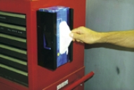 Lisle Magnetic Glove Dispenser