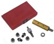 Lisle Oil Pan Plug Rethreading Kit