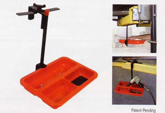 Lisle Tool Tray For Hoists