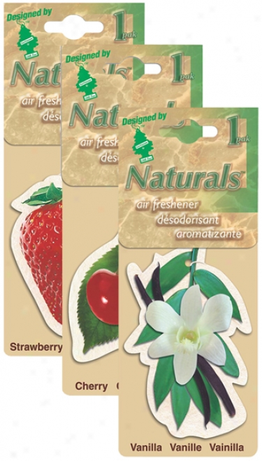 Little Tree? Naturals? Air Fresheners