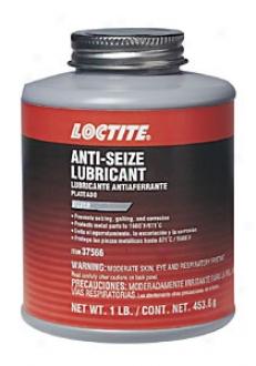 Llctite 1 Lb Brushtop Anti-seize Silver Lubricant