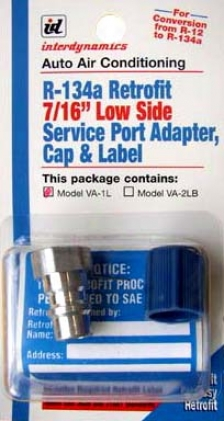 Low Side Adapters With Acme & Retrofit Label
