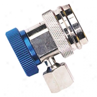 Low Side Coupler, Blue, For Automotivr R-134a