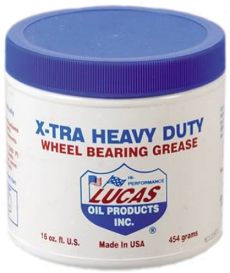 Lucas Xfra Heavy Duty Grease (1 Lb. Tub)