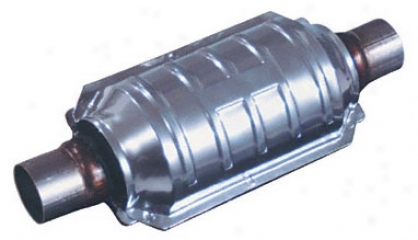 Magna Flow 54300 Series Universal Catalytic Converters (high-flow, Round)
