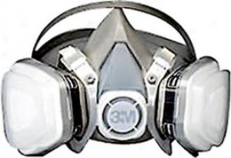 Maintenance Free Organic Vapor Half-facepiece Respirator