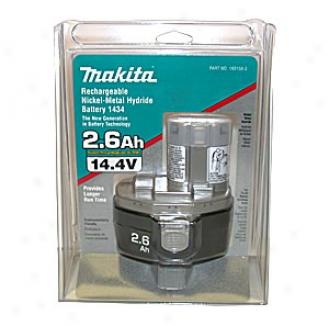 Makita 1434 - 14.4v Ni-mh Rechargeable Battery