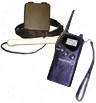 Maps And Handheld Radio Kit