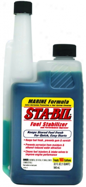 Marine Formula Sta-bil Fuel Stabilizer (32 Oz.)