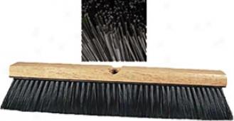 Marino 24'' Poly-pro Fiber Wood Block Bud Broom Head