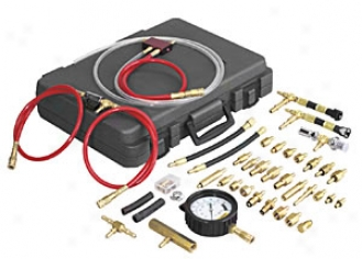 Master Fuel Injection Tester Kit - Import And Domestic
