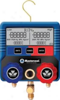 Mastercool Digital Automotive Manifold