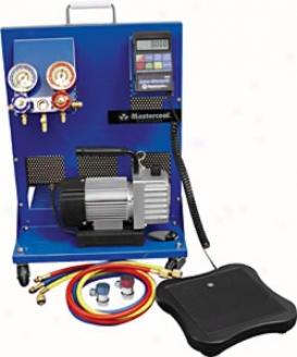 Mastercool Portable Evacuation/electronic Charging Stations