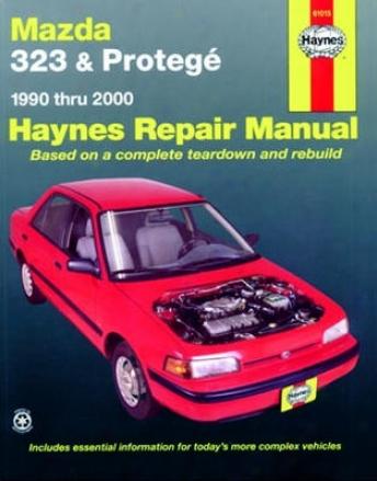 Mazda 323 & Proteg? Haynes Repair Manual (1990-2000)