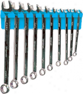 Mechanic's Time Savers Wrench Holder - Blue
