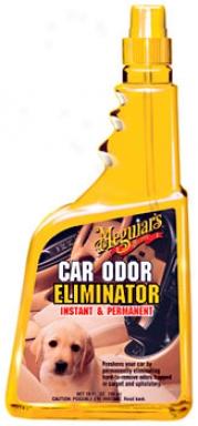 Meguiar's Car Odor Eliminator (10 Oz.)